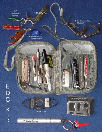 Episode 73 Every Day Carry And The Bug Out Bag Anthony S
