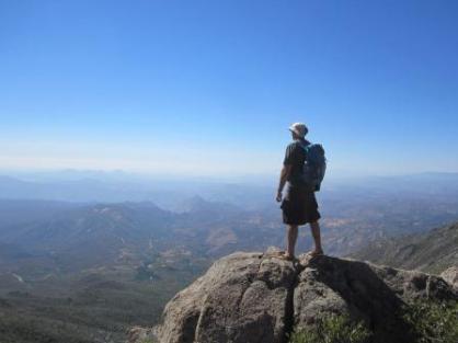 Cuymaca Peak