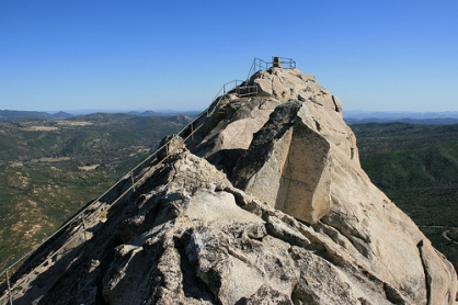 Summit of Stonewall Peak