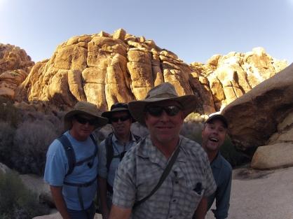 Entering Rattlesnake Canyon